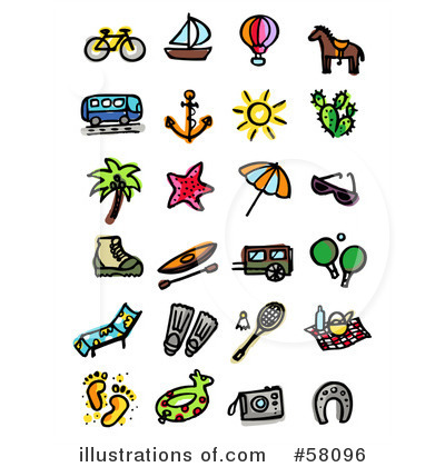 Vacation Clipart #58096 by NL shop