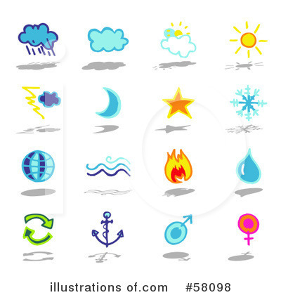 Icons Clipart #58098 by NL shop