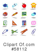 Icons Clipart #58112