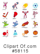 Icons Clipart #58115 by NL shop