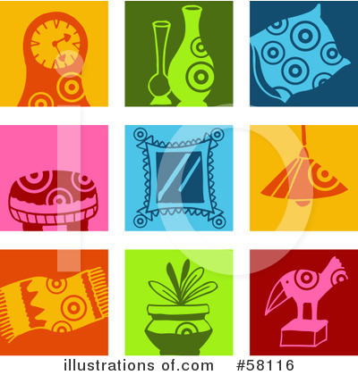 Icons Clipart #58116 by NL shop