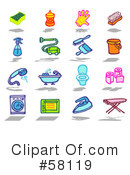 Icons Clipart #58119 by NL shop