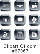 Icons Clipart #67067 by Prawny
