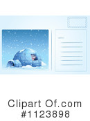 Royalty-Free (RF) igloo Clipart Illustration #1123898