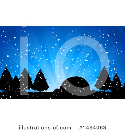 Igloo Clipart #1464063 by Graphics RF