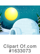Igloo Clipart #1633073 by Graphics RF
