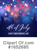 Independence Day Clipart #1652685 by KJ Pargeter