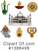 Indian Clipart #1388498 by Vector Tradition SM