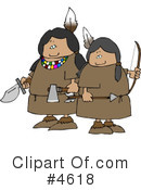 Royalty-Free (RF) indian Clipart Illustration #4618