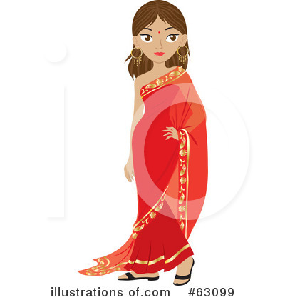 Dress Clipart #63099 by Rosie Piter