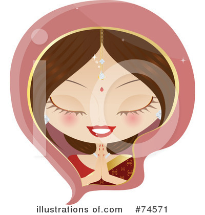 Asian Clipart #74571 by Melisende Vector
