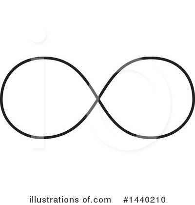 Infinity Clipart #1440210 by ColorMagic