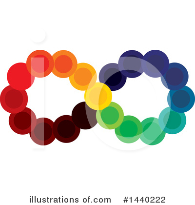 Infinity Clipart #1440222 by ColorMagic
