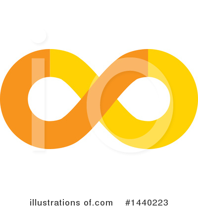 Infinity Clipart #1440223 by ColorMagic