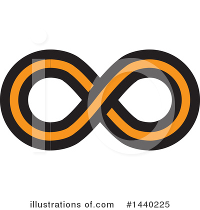 Infinity Clipart #1440225 by ColorMagic