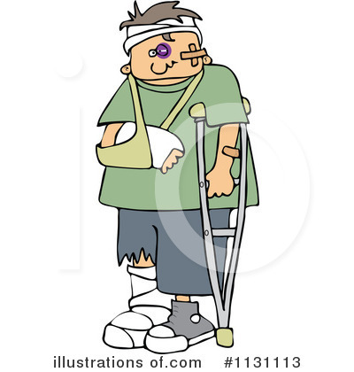 Accident Clipart #1131113 by djart