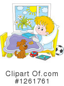Injured Clipart #1261761 by Alex Bannykh