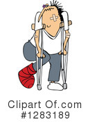 Injured Clipart #1283189 by djart