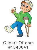 Injured Clipart #1340841