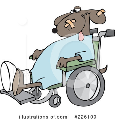 Injured Clipart #226109 by djart