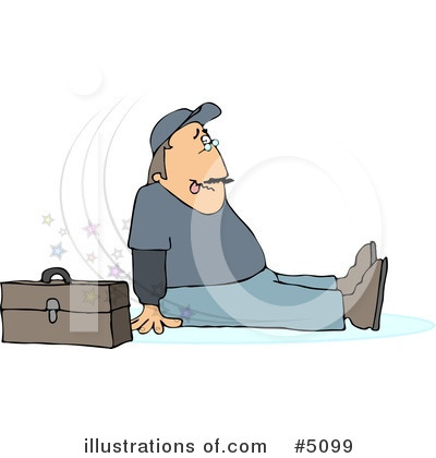 Accident Clipart #5099 by djart