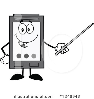 Ink Cartridge Clipart #1246948 by Hit Toon
