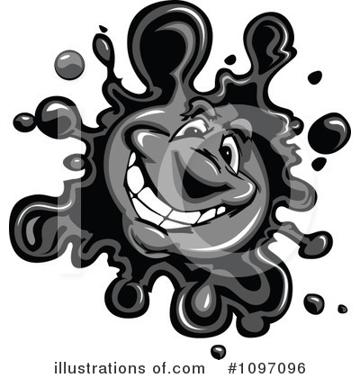 Ink Clipart #1097096 by Chromaco