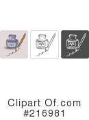 Ink Clipart #216981 by Qiun