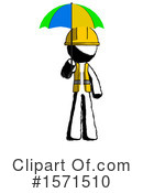 Ink Design Mascot Clipart #1571510 by Leo Blanchette