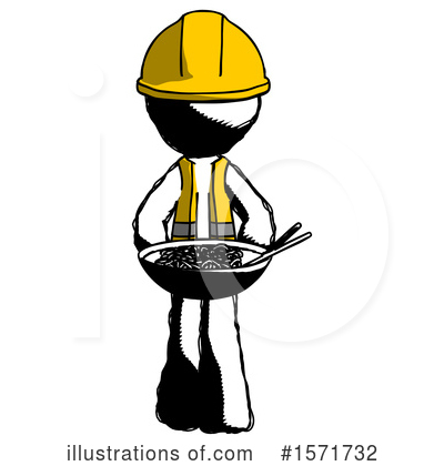 Ink Design Mascot Clipart #1571732 by Leo Blanchette