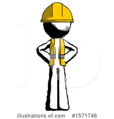 Ink Design Mascot Clipart #1571746 by Leo Blanchette