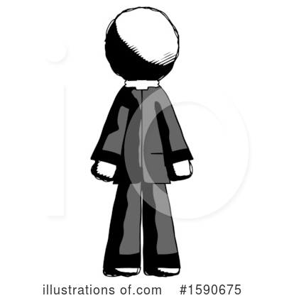 Ink Design Mascot Clipart #1590675 by Leo Blanchette