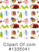 Royalty-Free (RF) Insect Clipart Illustration #1335041