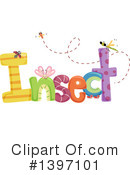 Royalty-Free (RF) Insect Clipart Illustration #1397101