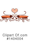 Insect Clipart #1404004 by Zooco