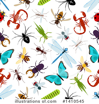Dragonfly Clipart #1410545 by Vector Tradition SM
