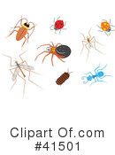 Insects Clipart #41501