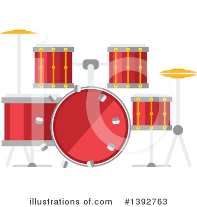Music Clipart #1392763 by Vector Tradition SM