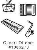 Instruments Clipart #1066270 by Vector Tradition SM