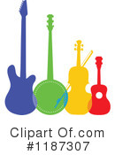 Instruments Clipart #1187307 by Maria Bell