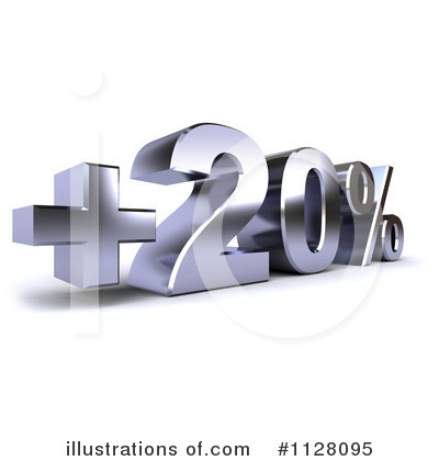 Interest Rate Clipart #1128095 by Julos