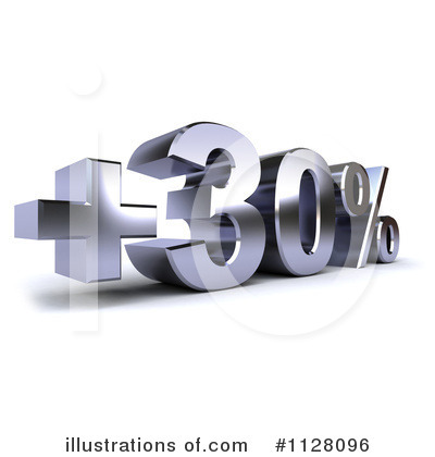 Interest Rate Clipart #1128096 by Julos