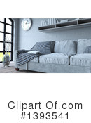 Interior Clipart #1393541 by KJ Pargeter