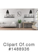 Interior Clipart #1488936 by KJ Pargeter