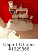 Interior Clipart #1629866 by KJ Pargeter