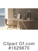 Interior Clipart #1629870 by KJ Pargeter