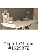 Interior Clipart #1629872 by KJ Pargeter