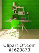 Interior Clipart #1629873 by KJ Pargeter