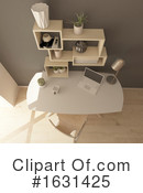 Interior Clipart #1631425 by KJ Pargeter
