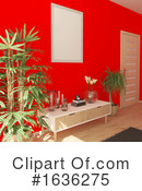 Interior Clipart #1636275 by KJ Pargeter